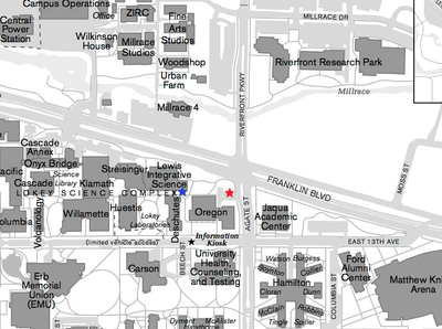 Campus Map — LCNI