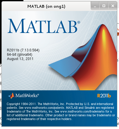 MATLAB Splash